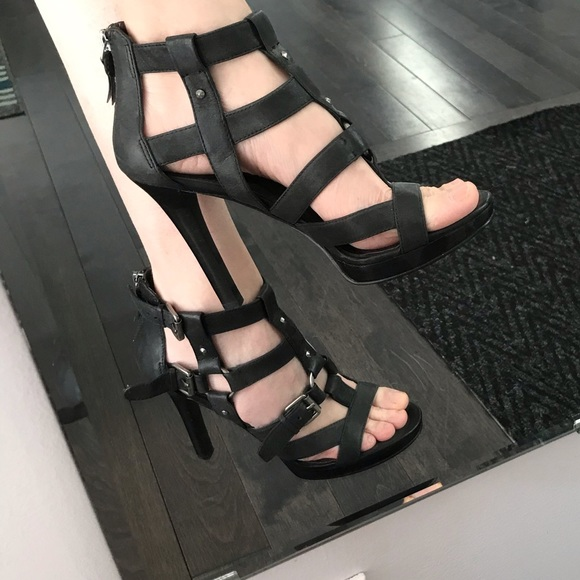 Nine West high heels